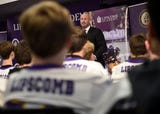 Trent Dilfer, a former Baltimore Ravens quarterback, was named the new Lipscomb Academy football coach.