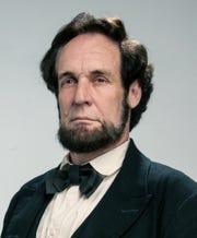 Dennis Boggs as Abraham Lincoln
