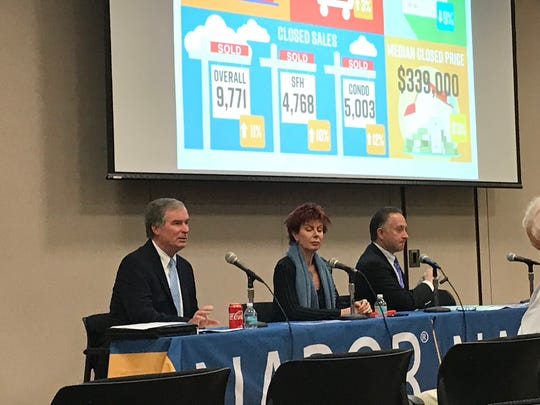 NABOR hosted its Year End, 4th Quarter and December Market Conference in Naples on Friday, Jan. 18, 2019.