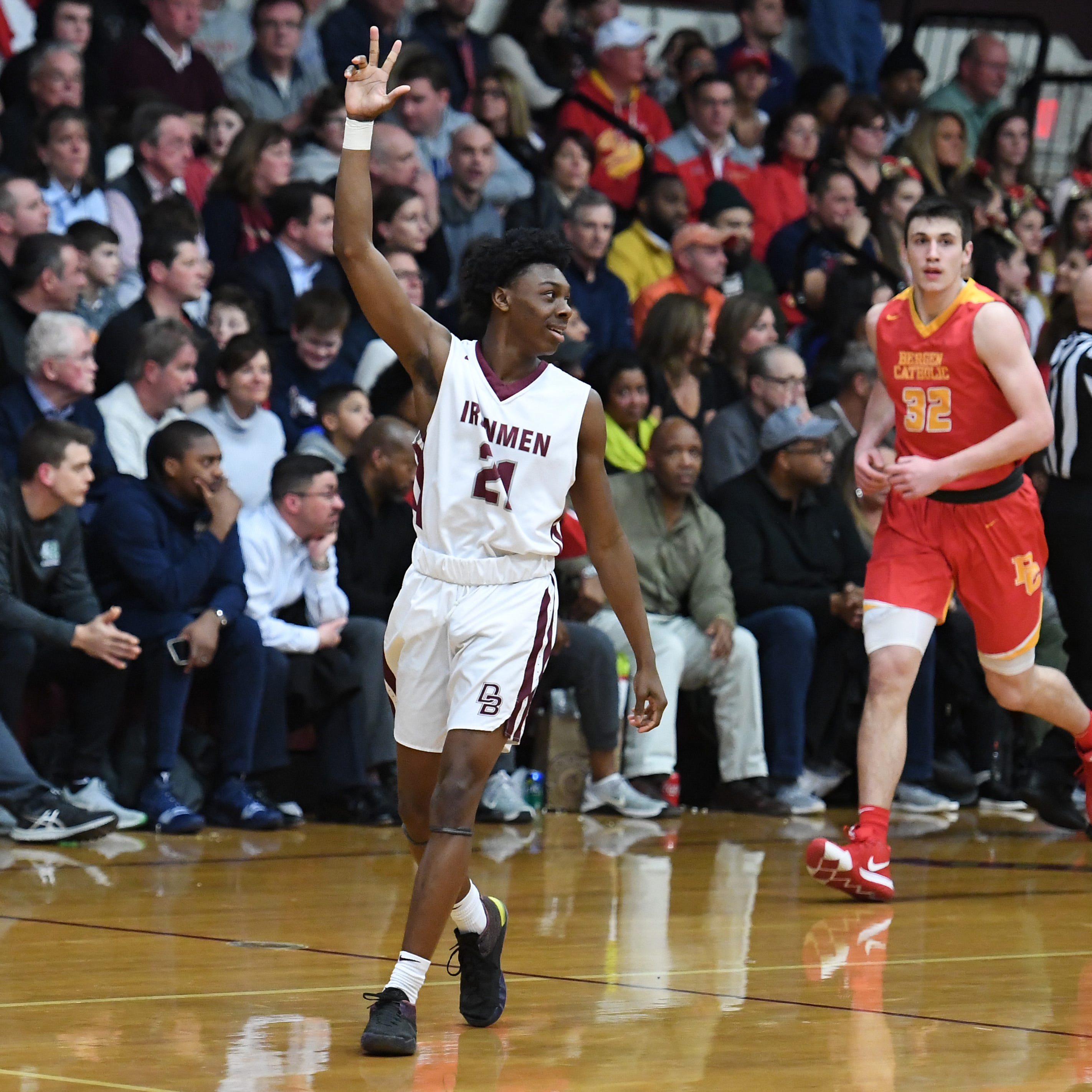 Don Bosco boys basketball holds off Bergen Catholic in battle of North Jersey's top teams