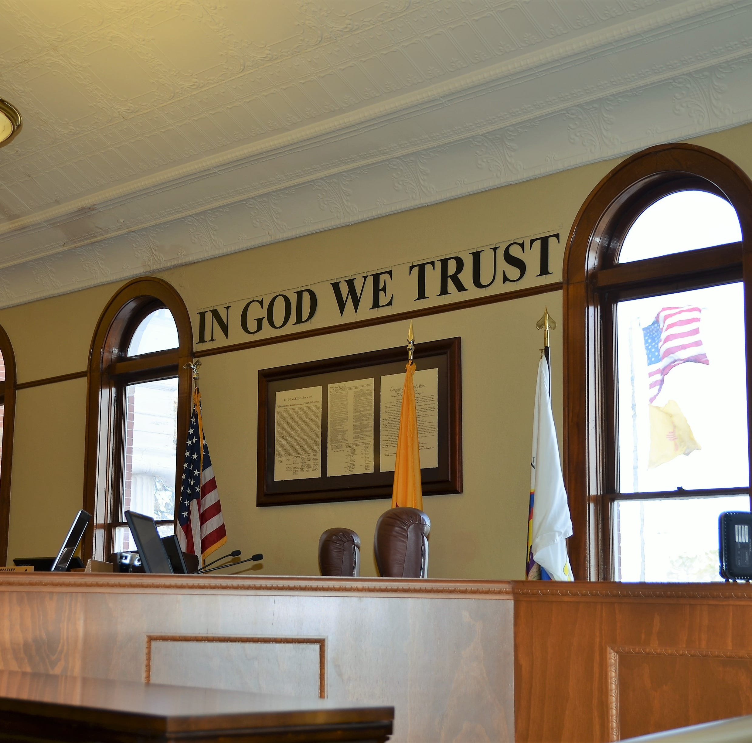 Luna County officials release top six names for manager position