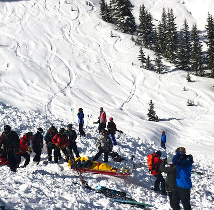 Family: New Mexico avalanche victim was Massachusetts native