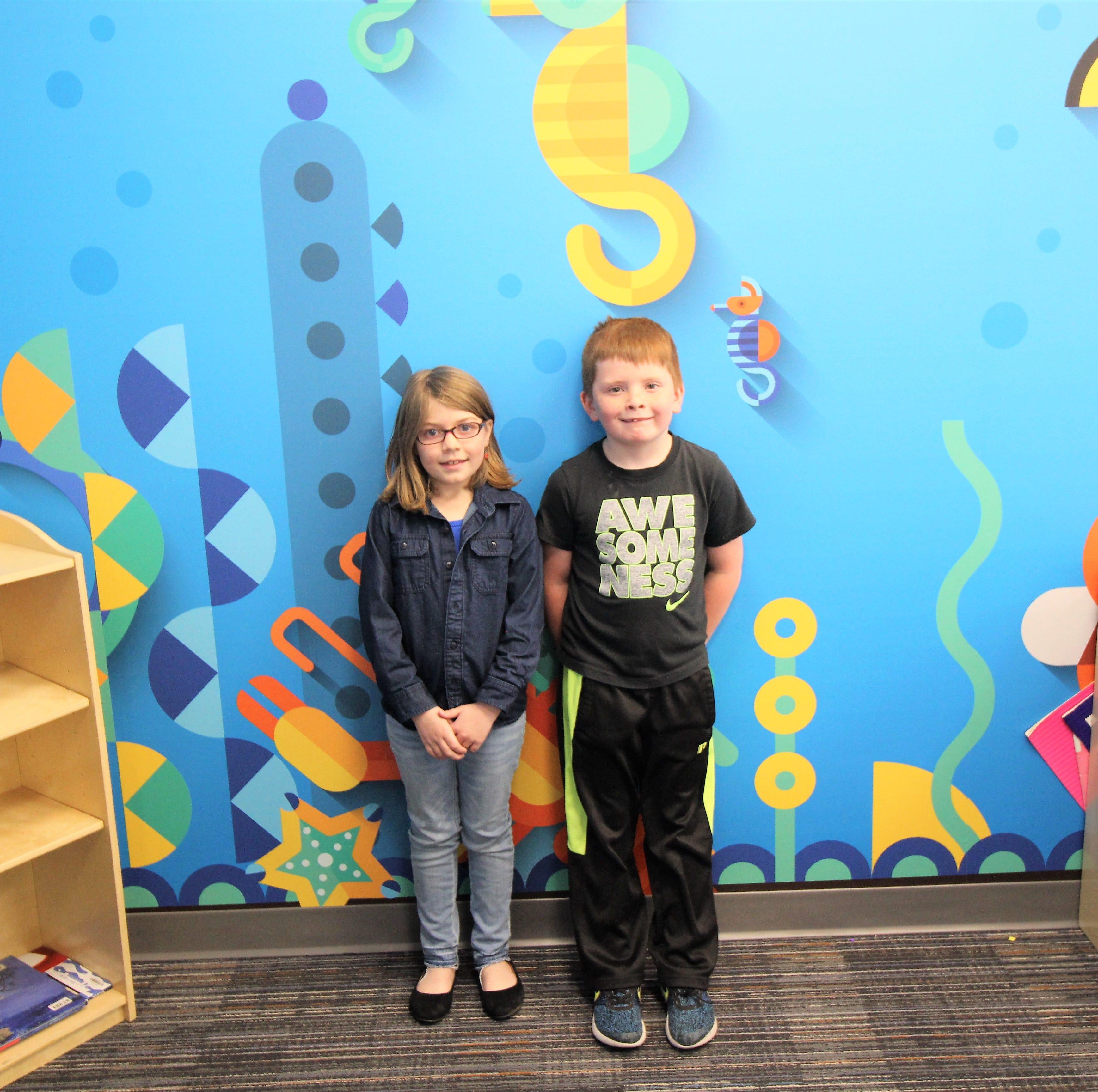 Sierra Vista Primary students shine bright