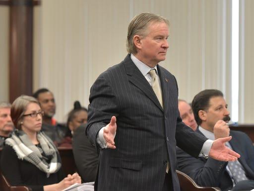 Judge hears closing arguments in Westland jail manslaughter
