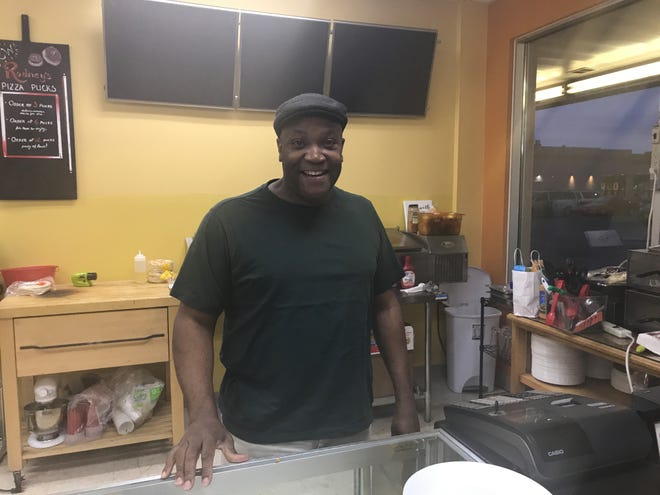"Rodney Frazier will host ""Pastathon:"" where he will provide free spaghetti meals to people in need from 3 to 6 p.m. Jan. 25-29 at Rodney's Cafe, 374 S. Koeller St., Oshkosh."