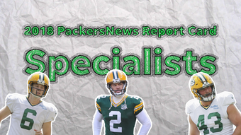 Jim Owczarski and Olivia Reiner analyze the blunders and bright spots of the 2018 Packers' special teams.