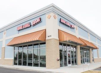 Take a look inside the new Rock n' Roll Sushi restaurant in Gulf Breeze.