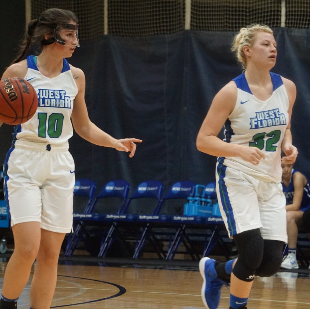 UWF women to honor record-setting senior class in home finale