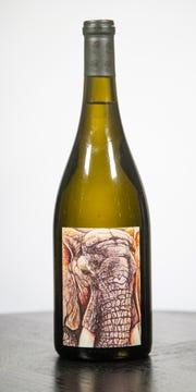 Best White Wine (tie): Burning Tree Cellars Trademarked 2017. This wine was also named Best Chardonnay.