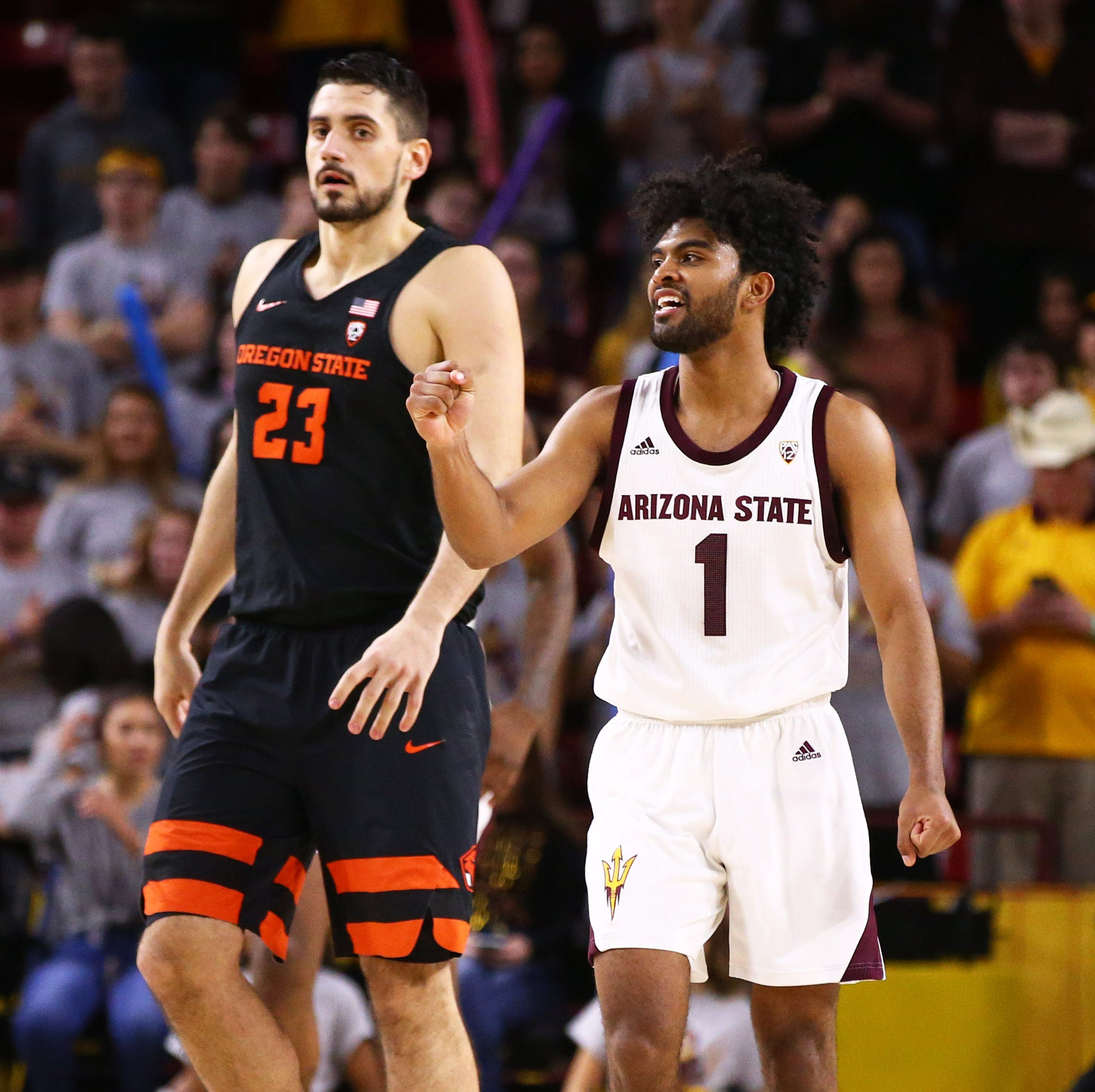 ASU basketball's poor shooting could be a problem against Oregon