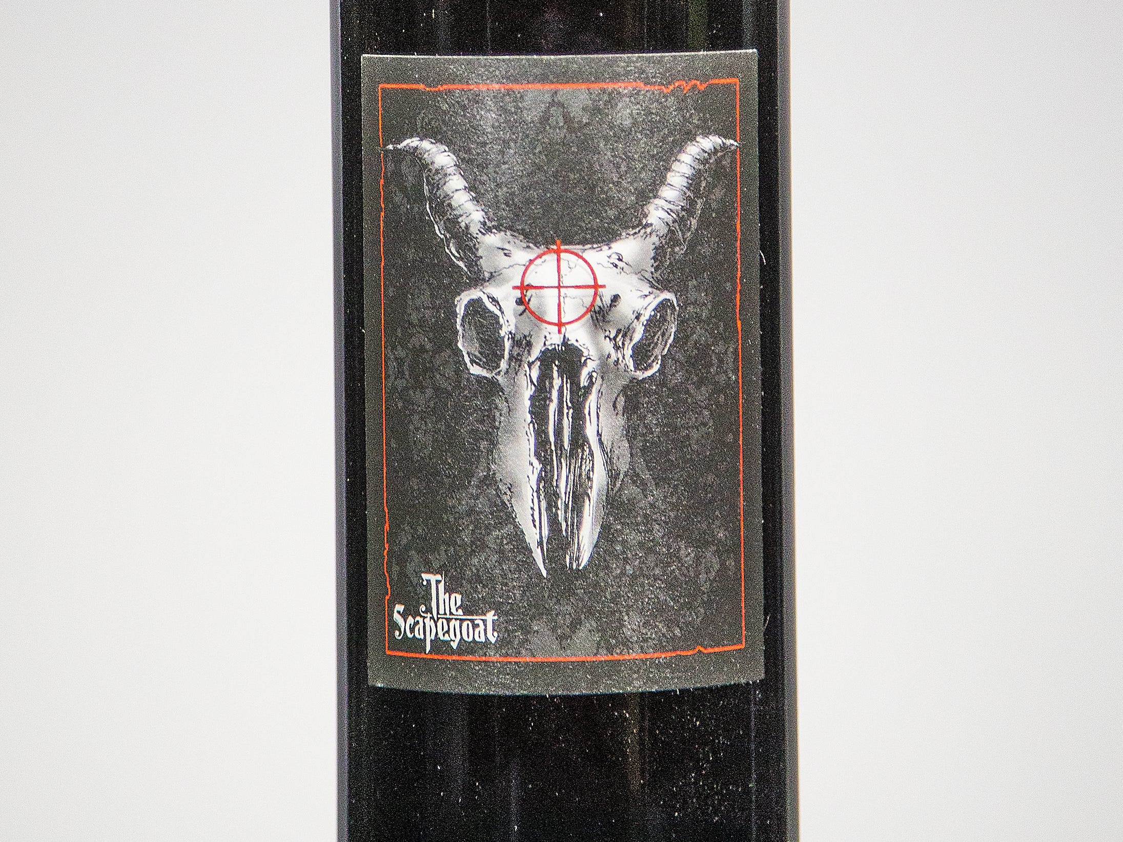 Best Bordeaux Blend: Burning Tree Cellars The Scapegoat 2016.