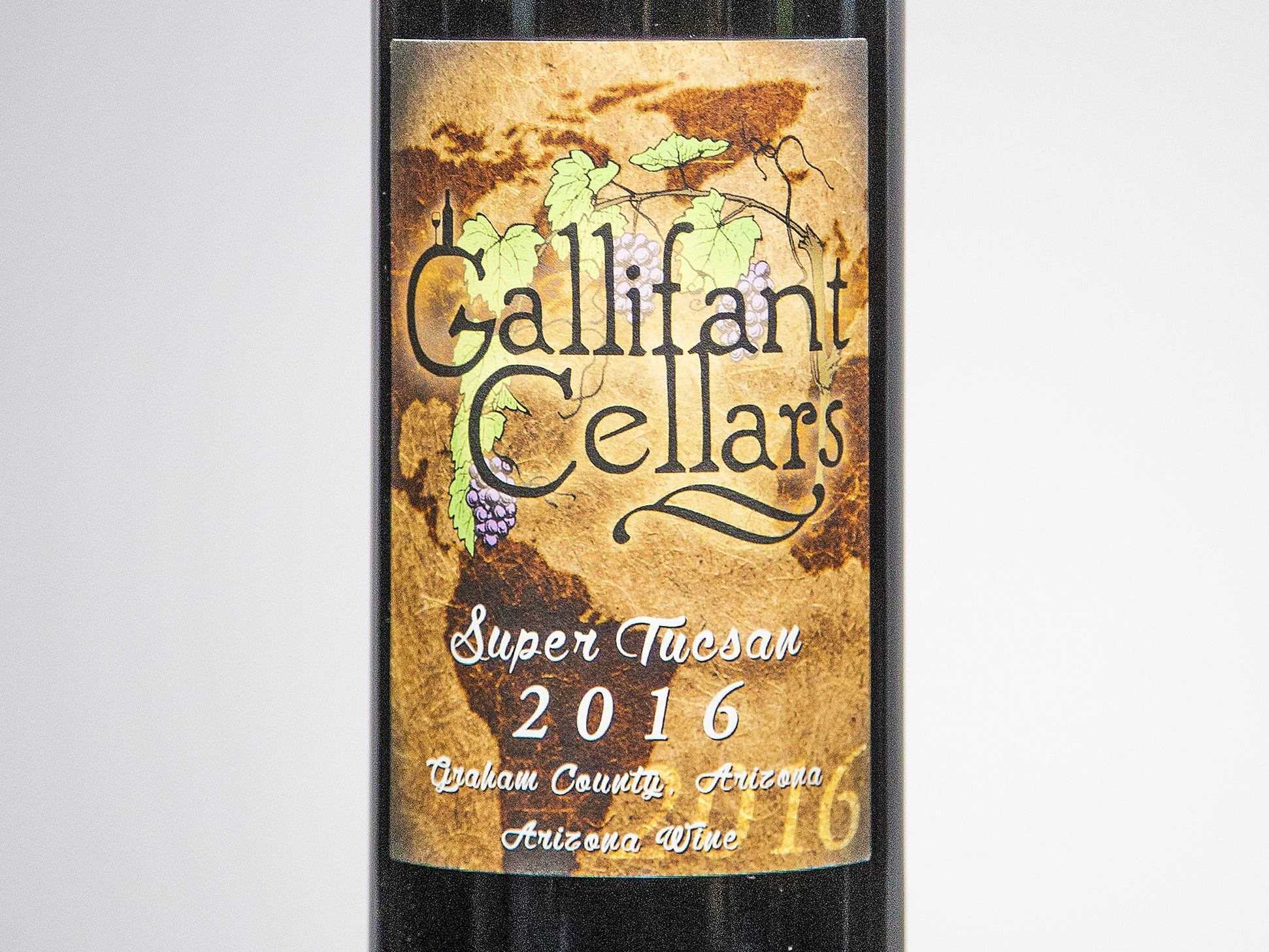 Best Super Tuscan: Gallifant Cellars Super Tuscan 2016.