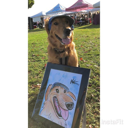 The Phoenix Doggie Street Festival offers interactive activities for pets and owners.