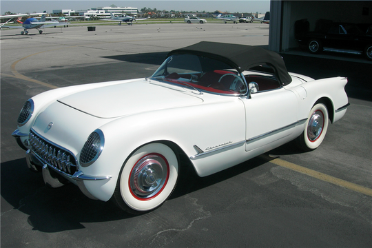 This 1953 Chevrolet Corvette Convertible will be auctioned off at Barrett-Jackson in Scottsdale on Saturday.