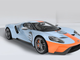 This 2019 Ford GT Heritage Edition VIN 001 will be auctioned off for charity at Barrett-Jackson in Scottsdale on Saturday.