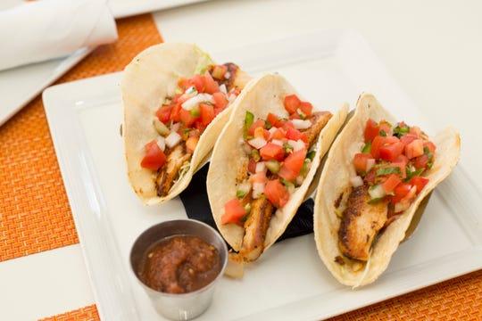 Tacos at Taqueria Centro, Omni Scottsdale Resort & Spa at Montelucia.