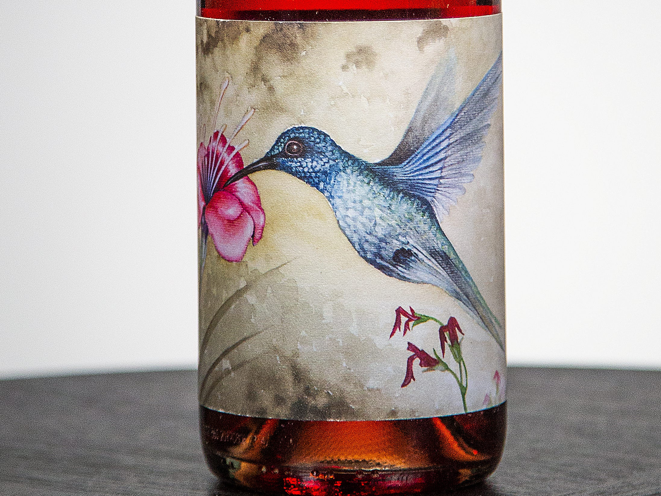 Best Rosé: Burning Tree Cellars Colibri Rosé 2017. This wine was also named Best Rosé Blend.