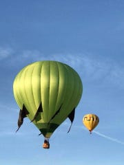 Pilots from around the country take part in the Arizona Balloon Classic.