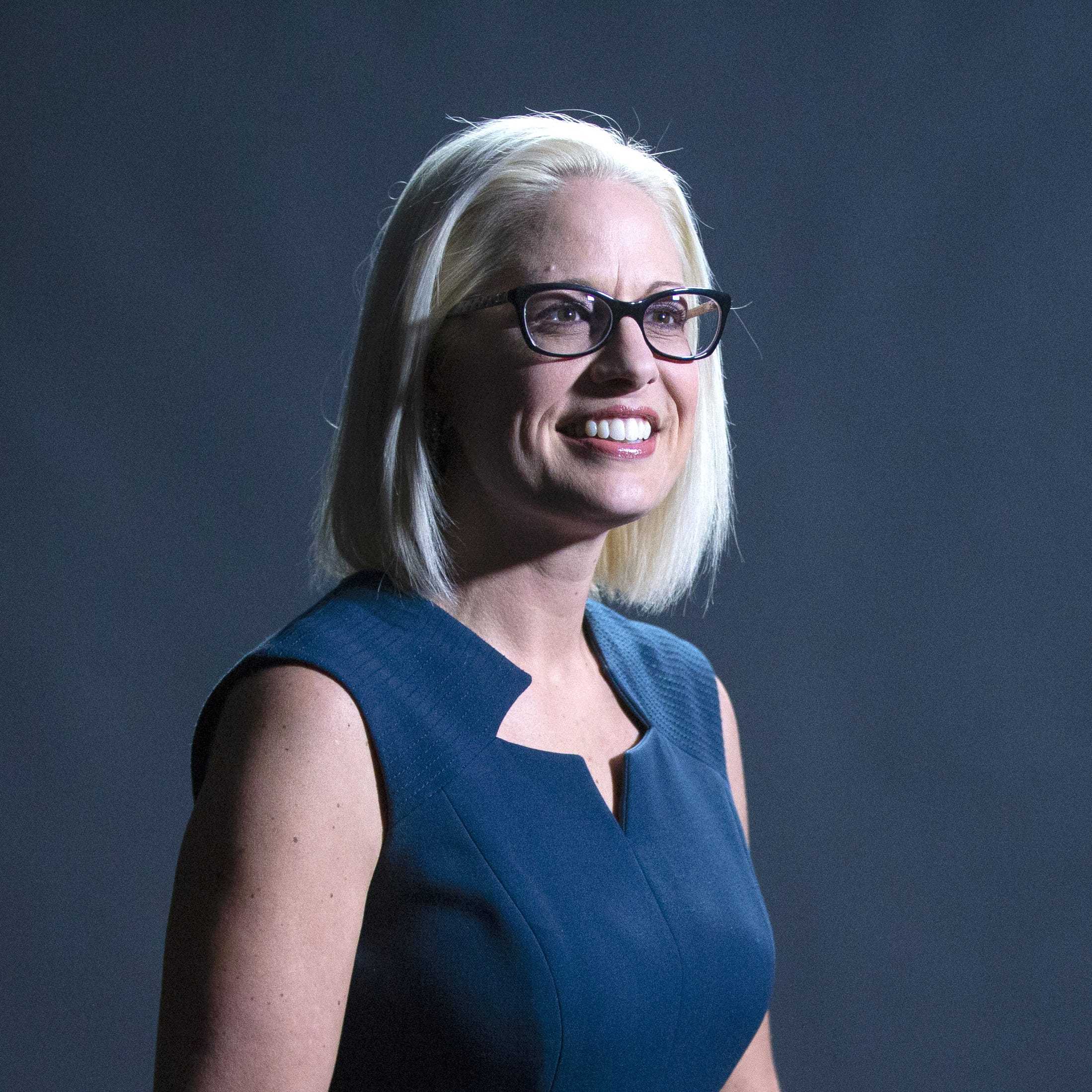 Kyrsten Sinema still hasn't finished reading Mueller report, but says 'no' to impeachment