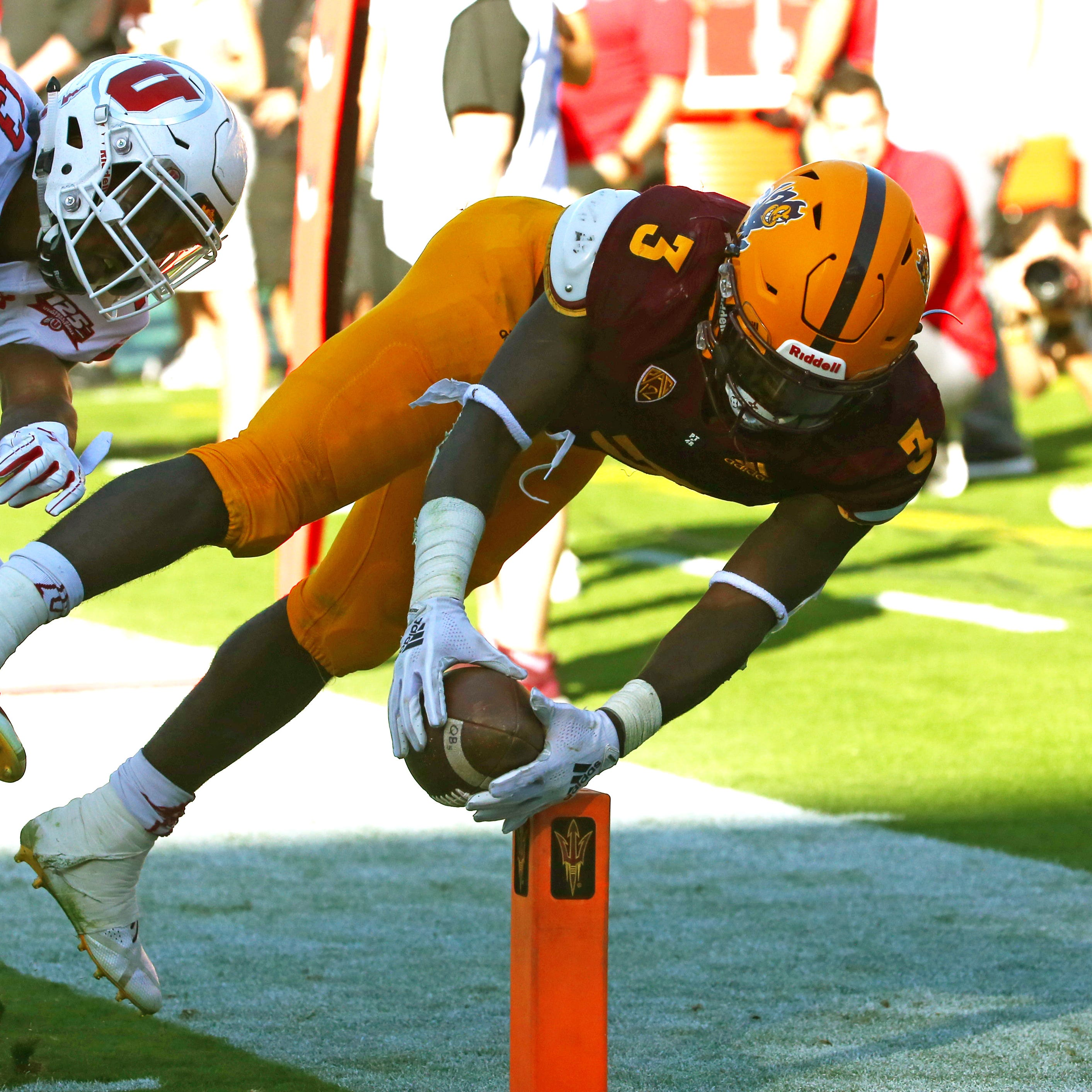 ASU football: Eno Benjamin for Heisman in 2019? College football pundits, odds weigh in
