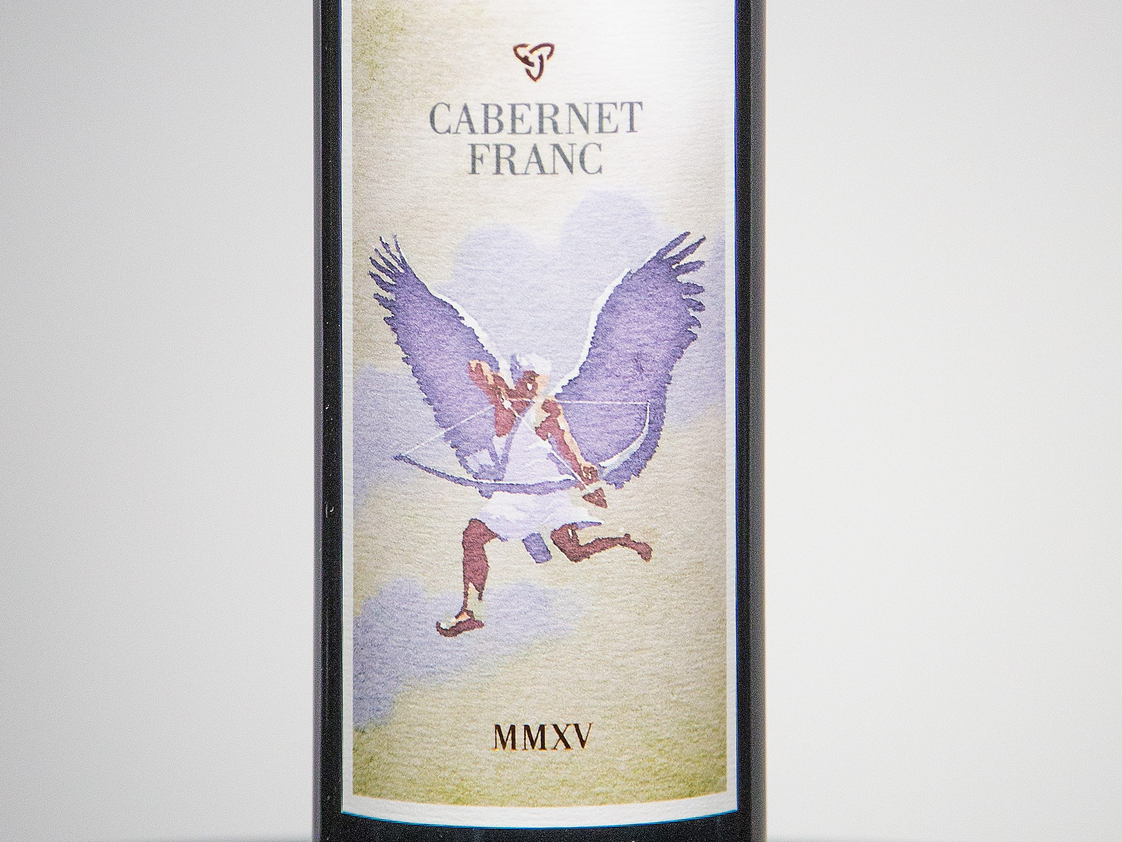 Best Cabernet Franc: Flying Leap Vineyards & Distillery Cabernet Franc 2015.
