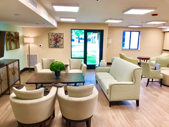 The stylish Assisted Living community will feature a resort-like ambiance with an abundance of natural lighting and modern décor.