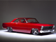 This 1966 Chevrolet Nova II SS Custom Coupe will be auctioned off at Barrett-Jackson in Scottsdale on Saturday.