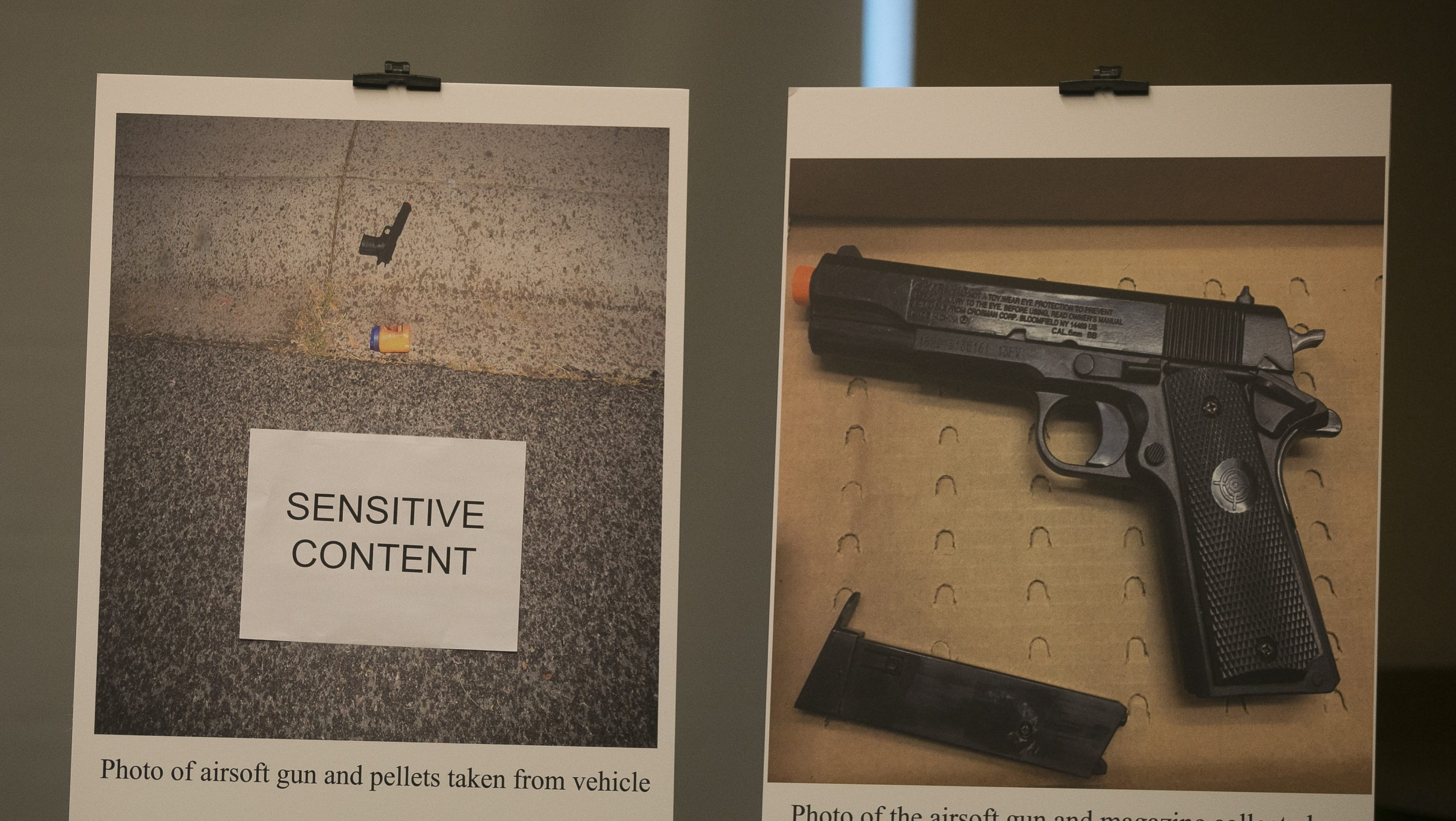 Teen shot by Tempe police didn't steal airsoft gun, truck