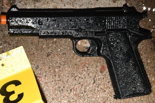 Tempe police said 14-year-old Antonio Arce carrying a replica 1911 airsoft gun when he was shot by an officer.