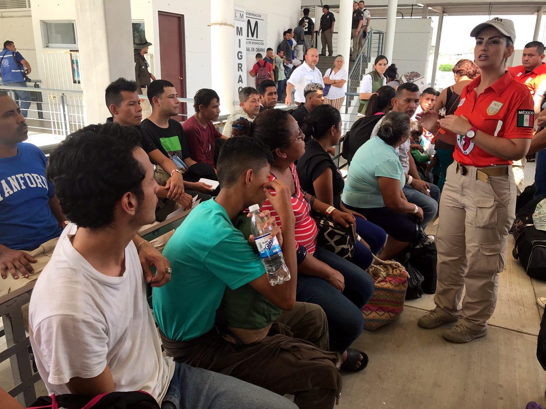 Del total de adultos solicitantes, 766 son de Honduras, 155 de El Salvador, 39 de Guatemala y 9 de Nicaragua.