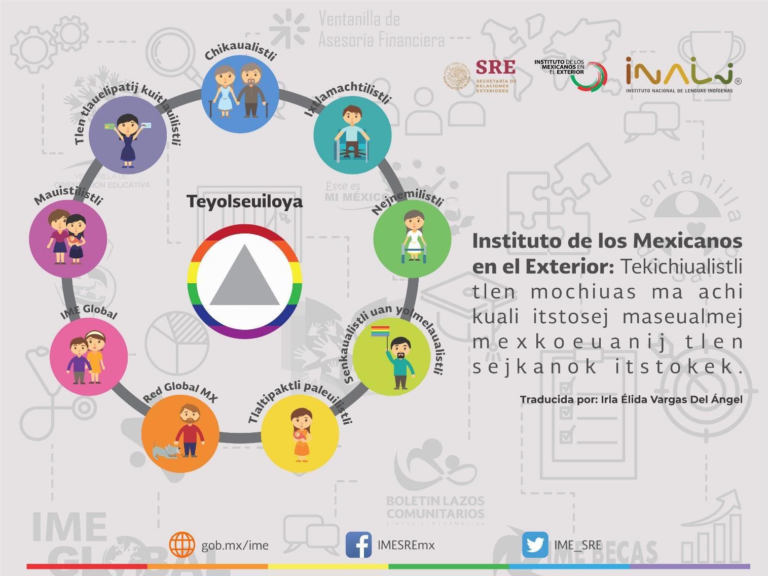Celebran el Año Internacional de las Lenguas Indígenas