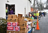 The York County Food Bank is seeking donations as it braces for impact of shutdown on community.