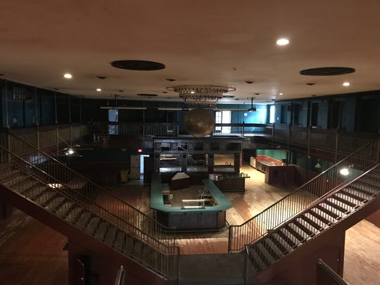 An image of the building's current interior. Royal Square has removed mold, asbestos and debris to make the building safe (Photo courtesy of Royal Square Development & Construction).