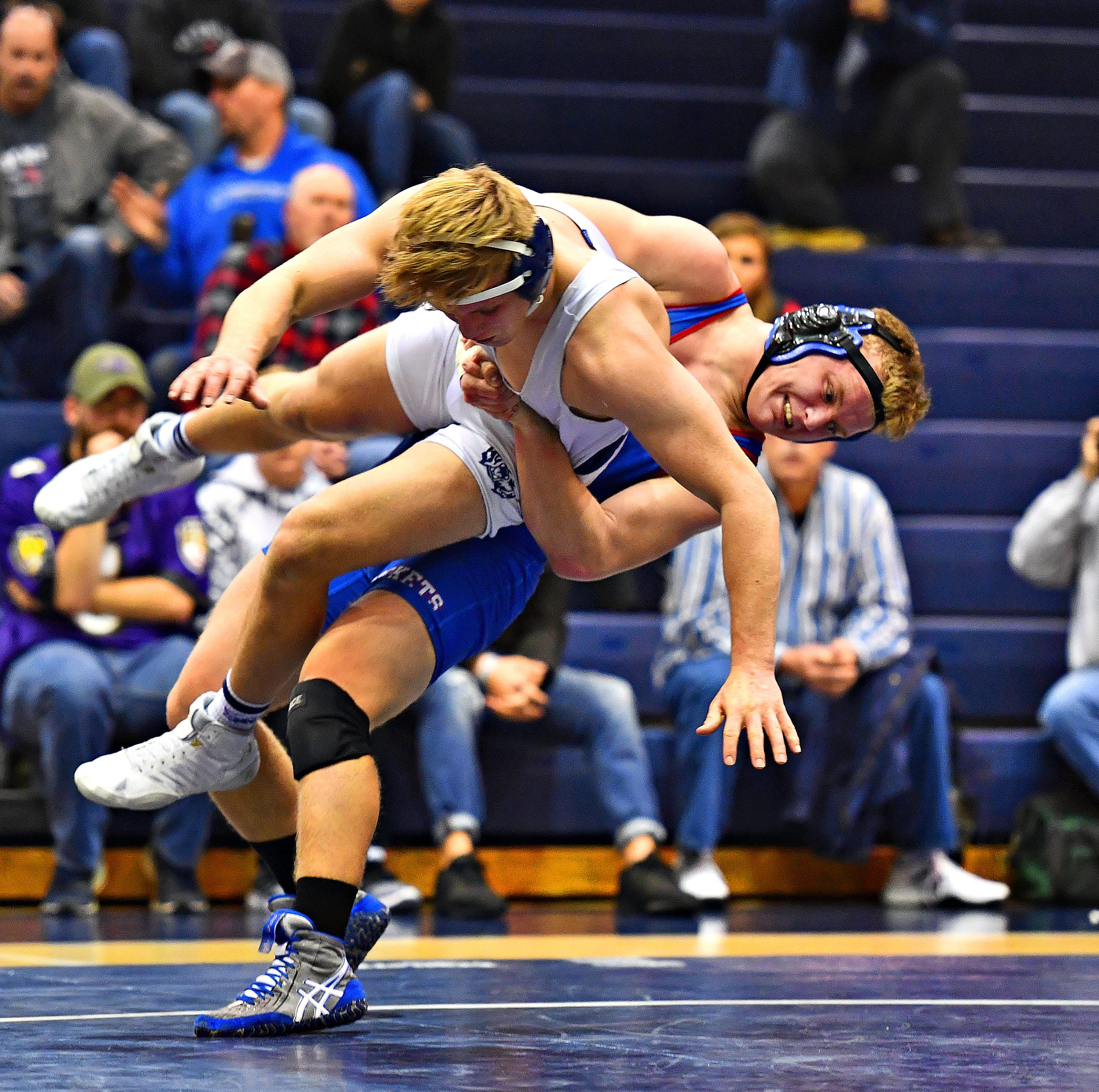 PREP ROUNDUP, THURSDAY, JAN. 17: Dallastown wrestling program regains championship stature