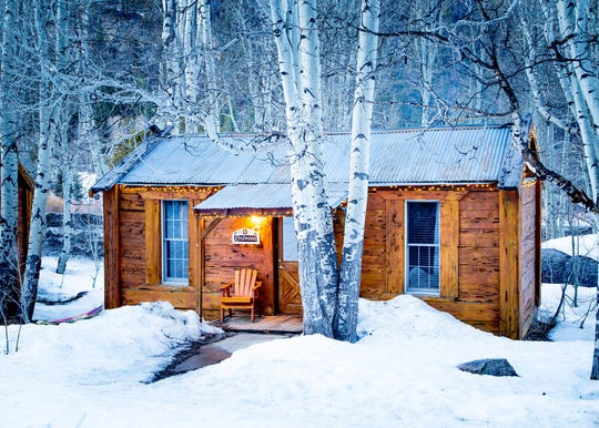 The Sorensen's Resort property in the mountains South of Lake Tahoe was first homesteaded in the 1870s. The resort offers cozy cabins, outdoor activities, a wood-fire sauna, a great glass of wine — but no Internet, cell phone service or TVs.