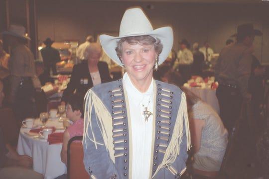 Sherri David in 2001.