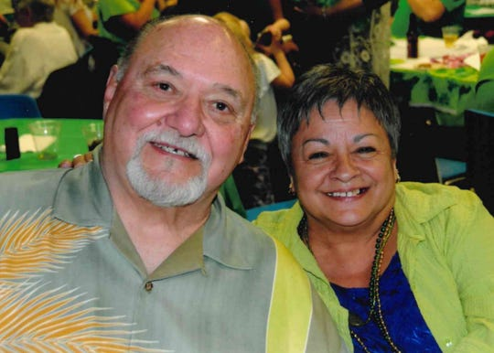 John Hayman, pictured with his wife Vicki, loves feeling healthy again.
