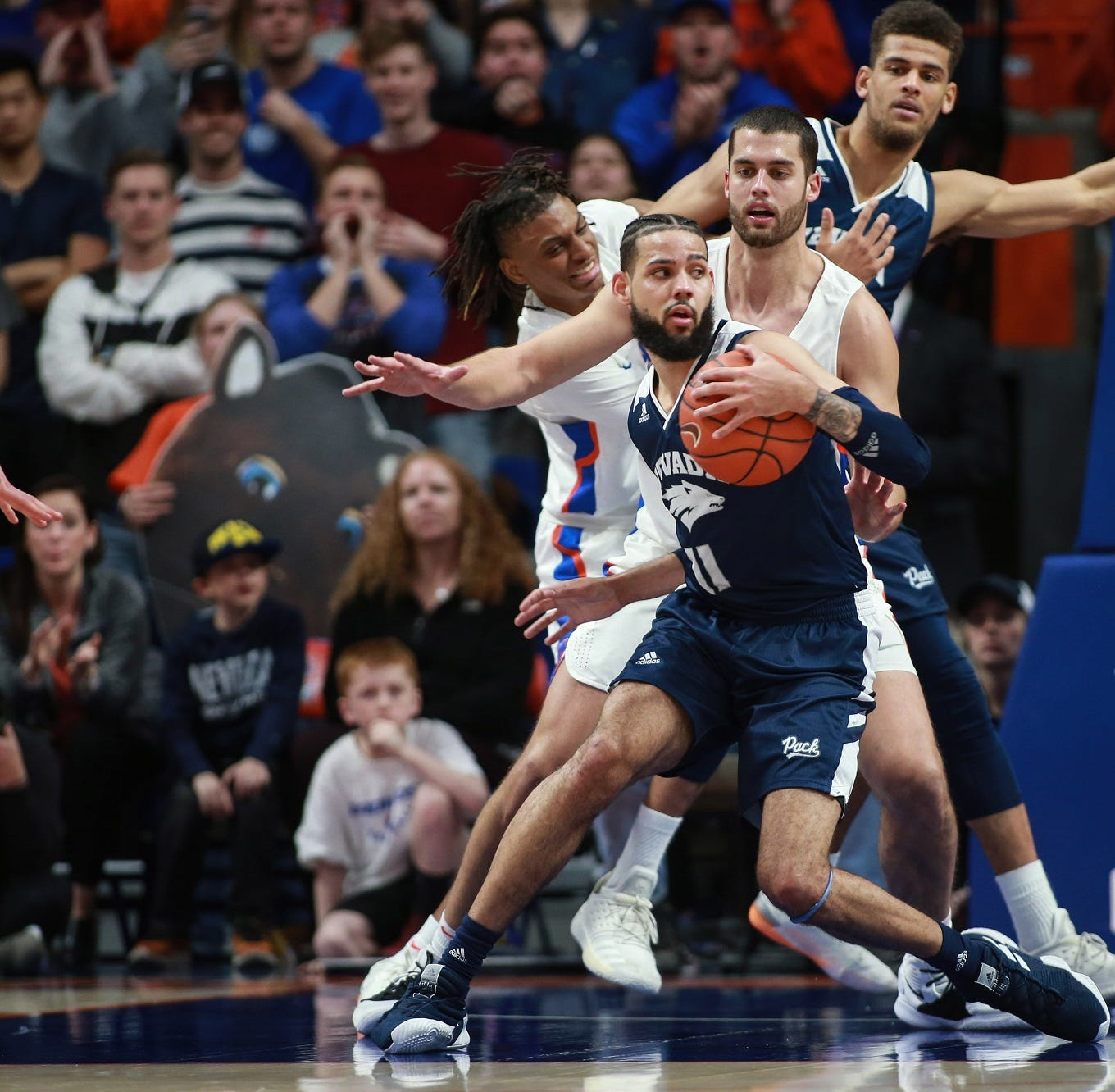 Mountain West rankings: Nevada is solid, but the middle is a mess