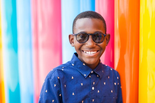 Solomon Grace, an 8th grader at Mendive Middle School, was the winner in the middle school category of the 2019  Dr. Martin Luther King Jr. essay contest sponsored by NNBCAS.