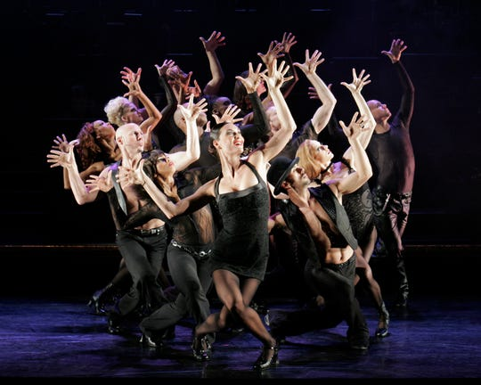 """A touring production of """"Chicago"""" comes to the Auditorium Theatre for eight performances Saturday through Thursday, Feb. 5 to 10."""