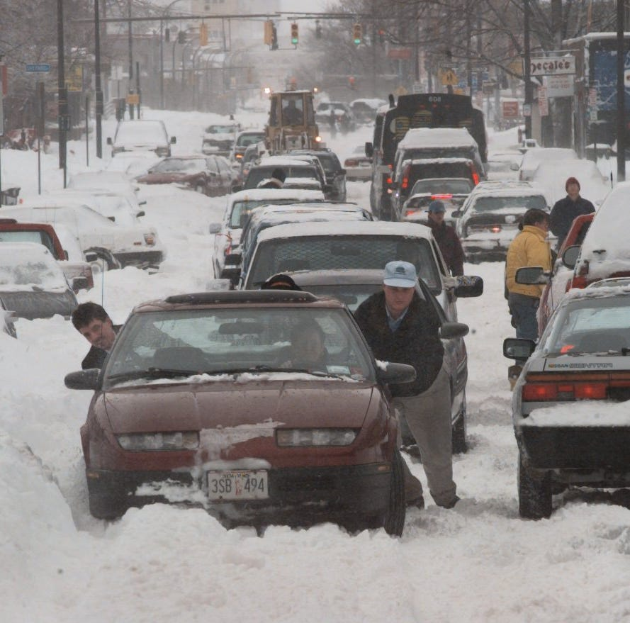 Here are the biggest snowstorms in Rochester history