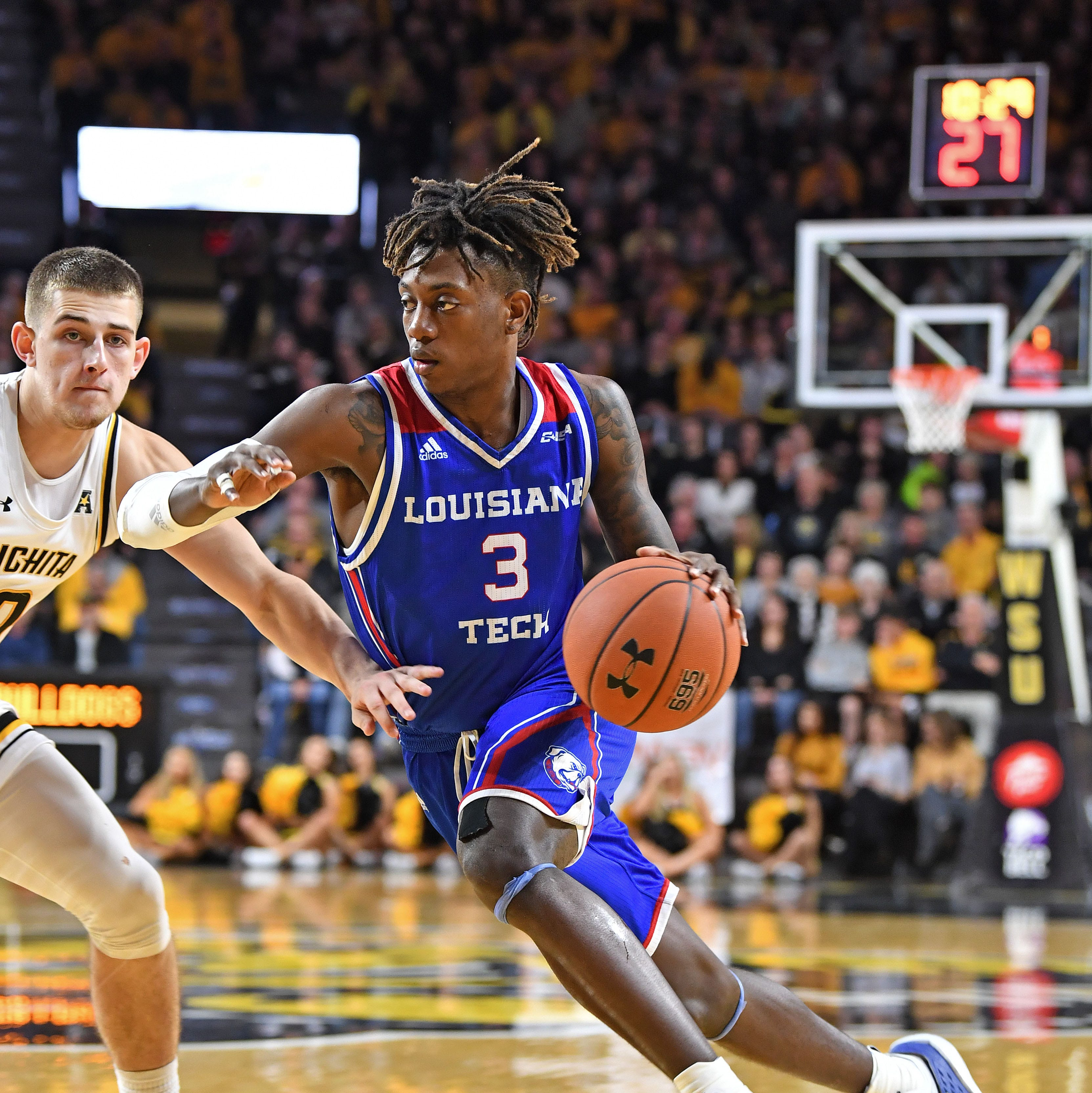 Late dunk sends Louisiana Tech to road loss