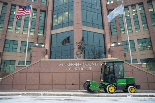 Minnehaha County Courthouse