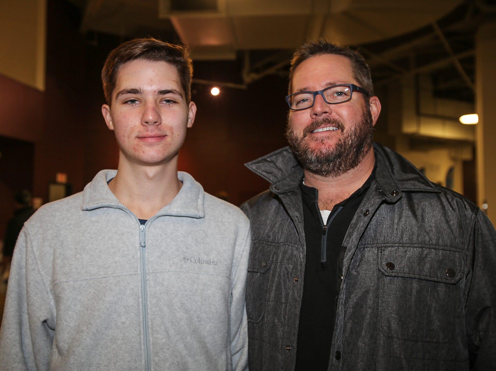 Tyler and Jason Johnson