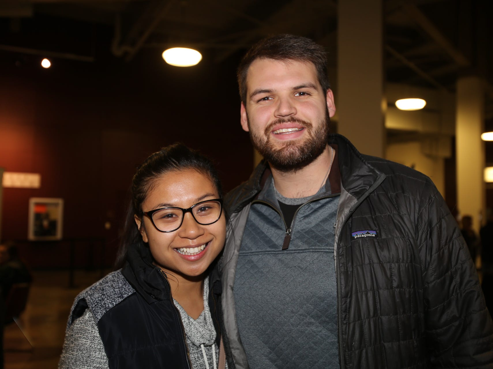 Victoria and Joshua Buchanan