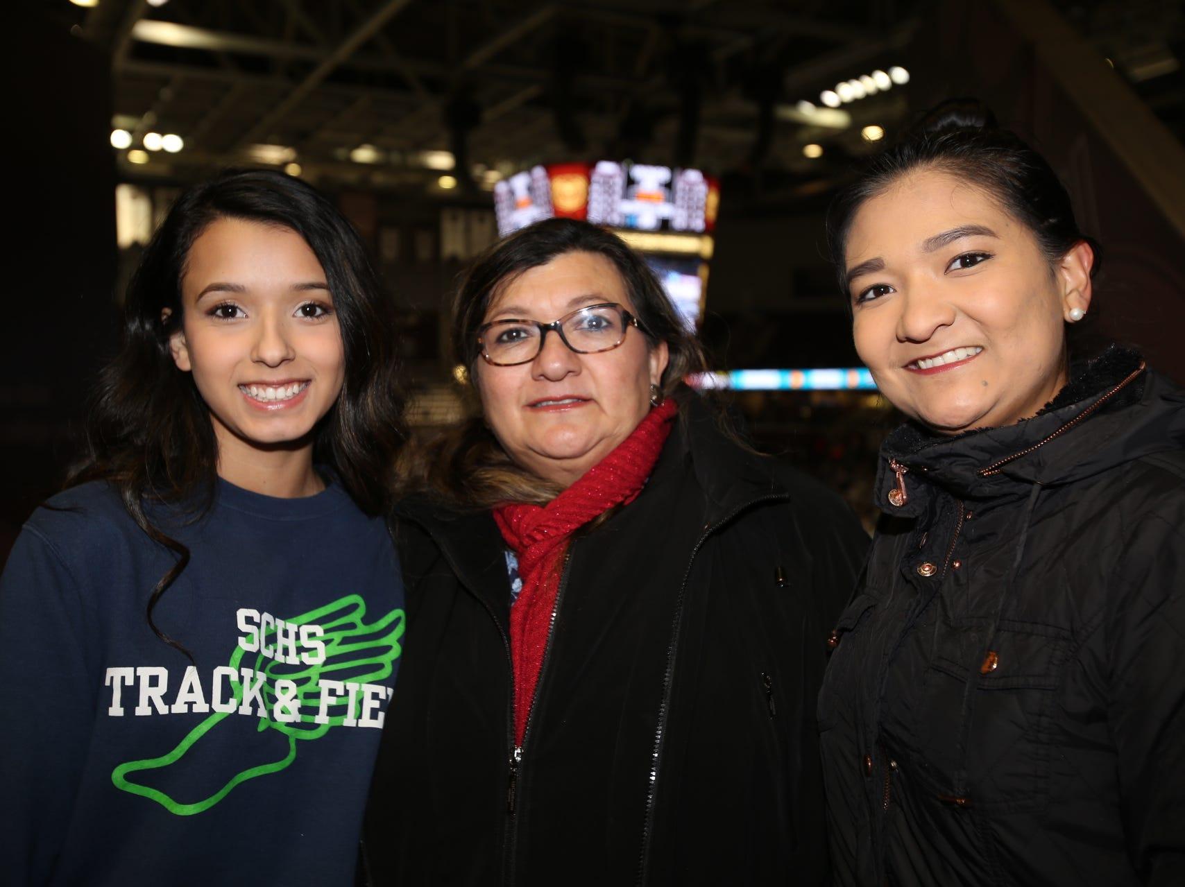 Dhalia Ocasio, Dhalia and Susan Vigil