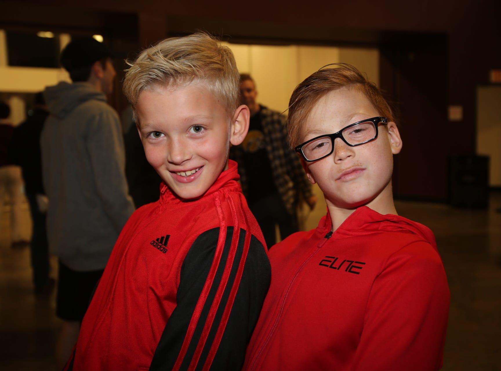 Kalen and Thomas