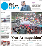 USA Today will become part of the sctimes.com e-edition available to subscribers.