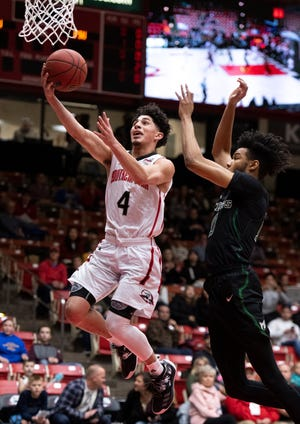 Thunderbirds guard Dre Marin is officially listed as day-to-day prior to Wednesday's Big Sky Conference Tournament opener against Idaho State.