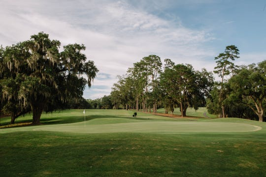 Capital City Country Club's scenic view.